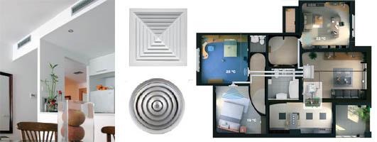 instalación de aire acondicionado por conductos en zaragoza