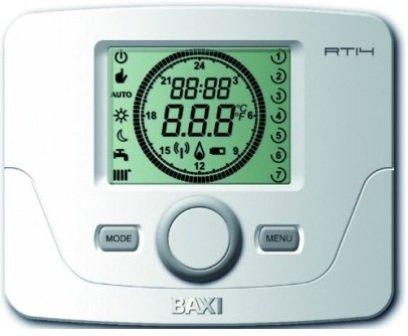 Baxi termostato modulante programable tcx 10c for Baxi termostato ambiente
