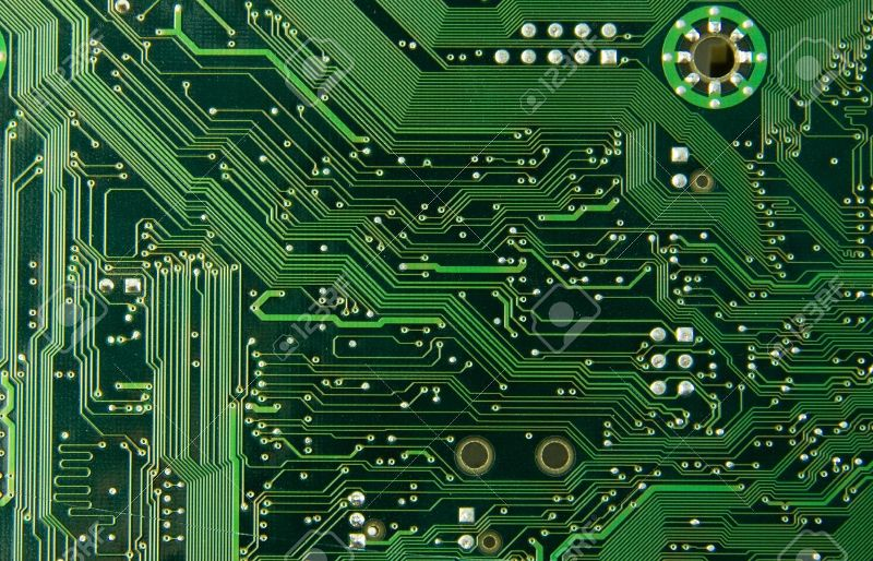 circuito tarjeta mando aire acondicionado