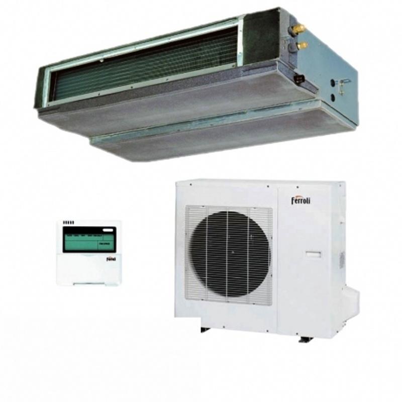 aire acondicionado ferroli midas
