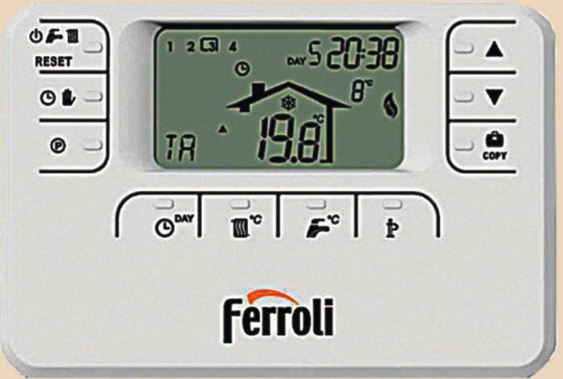 termostato modulante que es