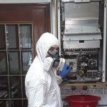 Medidas de seguridad frente al COVID-19 en reparaciones de calderas